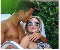 , Hot Gossip! Cristiano Ronaldo spotted Kissing Stunning Model Cassandre Davis, Latest Nigeria News, Daily Devotionals & Celebrity Gossips - Chidispalace