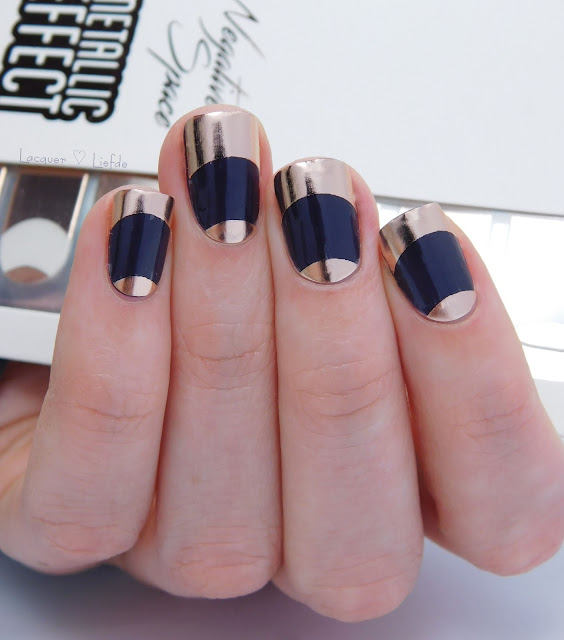 Thumbs Up - CRES Nail Wraps Romance Collection