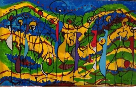 Arte Pintura Venezuela