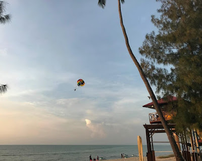 There's nothing like sunset beauty that can take your breath away at Golden Sands Resort Penang