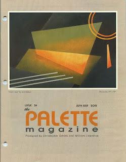 Vera Bobson: Palette Magazine 2015
