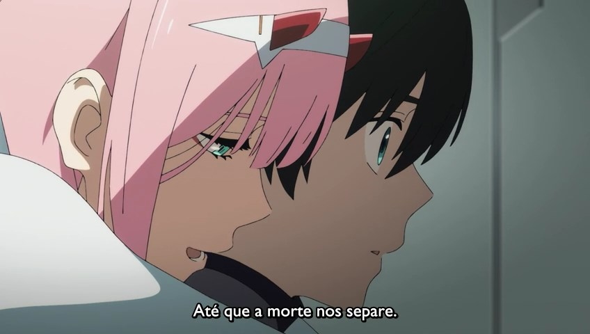 Comentando Darling in the Franxx Ep 11