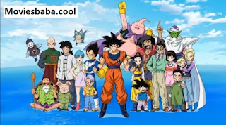 Dragon Ball Z Full Episodes Hindi Dubbed HDRip 360p