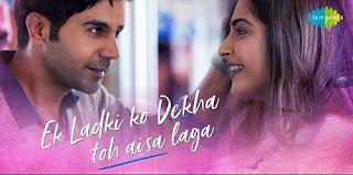 Ek Ladki Ko Dekha Lyrics | Ek Ladki Ko Dekha To Aisa Laga | Darshan Raval