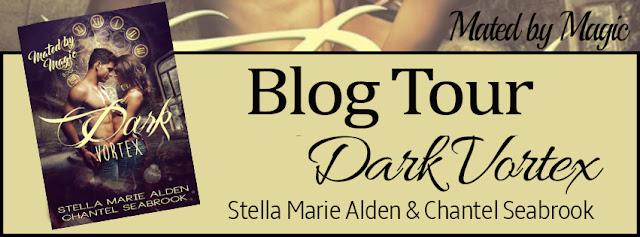 DVBlogTourBanner Dark Vortex by Stella Marie Alden & Chantel Seabrook Promotions