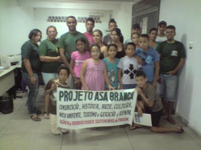 Implantação do Projeto Radio Comunitária Asa Branca na cidade de Amparo