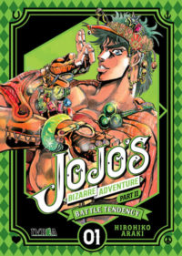 JOJO'S BIZARRE ADVENTURE Battle Tendency #1