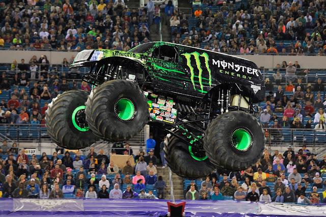 monster jam truck orlando