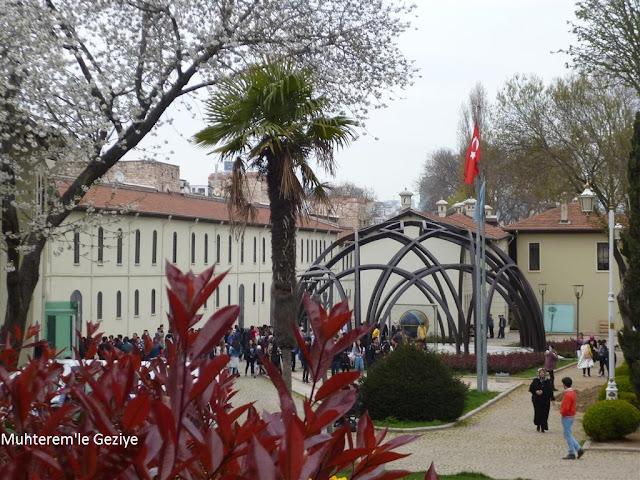 Gülhane parkı İslam Bilim ve Teknoloji Tarihi Müzesi