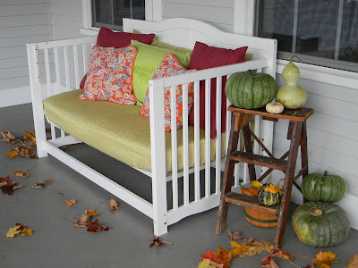 Baby Crib to Porch Daybed
