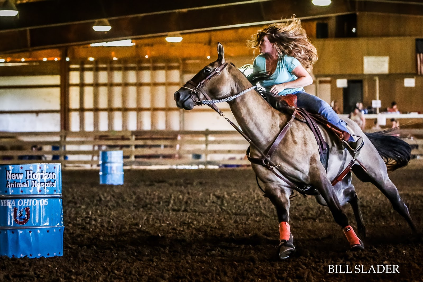 Riding & Writing   : Fast Photography: An Interview with