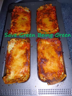 Save Green Being Green Review Good Cook Mini Loaf Pan