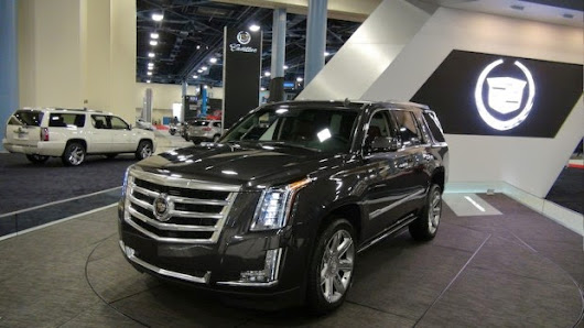 The New 2015 Cadillac Escalde