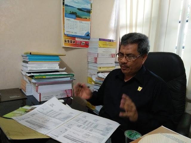 Muhidi,  Waki Ketua DPRD Kota Padang