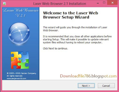 laser browser for laptop