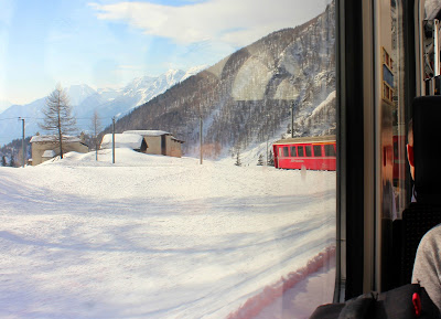 El Bernina Express