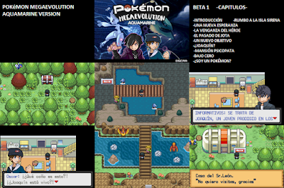 Pokémon Aquamarine Version Hack Download Pokemon Game