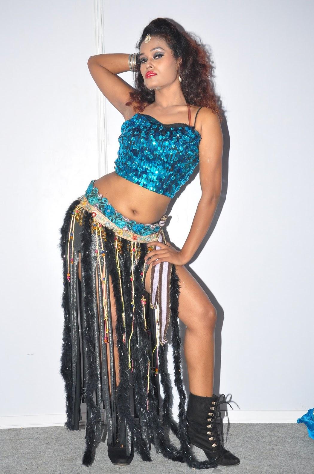 dancer nisha new sizzling pics-HQ-Photo-7