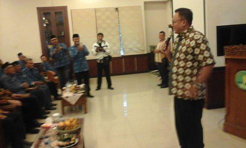 Paguyuban Pasundan Diminta Sosialisasikan Batas Wilayah dan Budaya Sunda