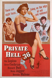 Watch Private Hell 36 (1954) movie free online