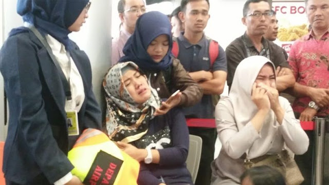 Ketinggalan Pesawat, 2 Anggota DPRD Terhindar dari Kecelakaan Lion Air