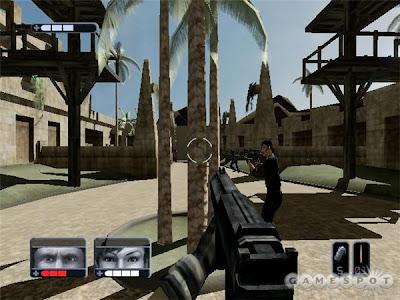 SWAT: Global Strike Team (PS2) 2005