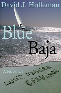 Blue Baja - A novel of Lust, Murder and Revenge by David Holleman
