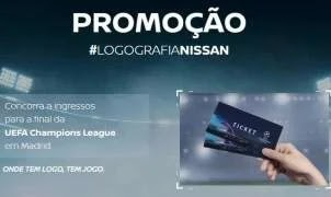 Cadastrar Promoção Nissan Scan Ingressos UEFA 2019 Espanha - #LogografiaNissan