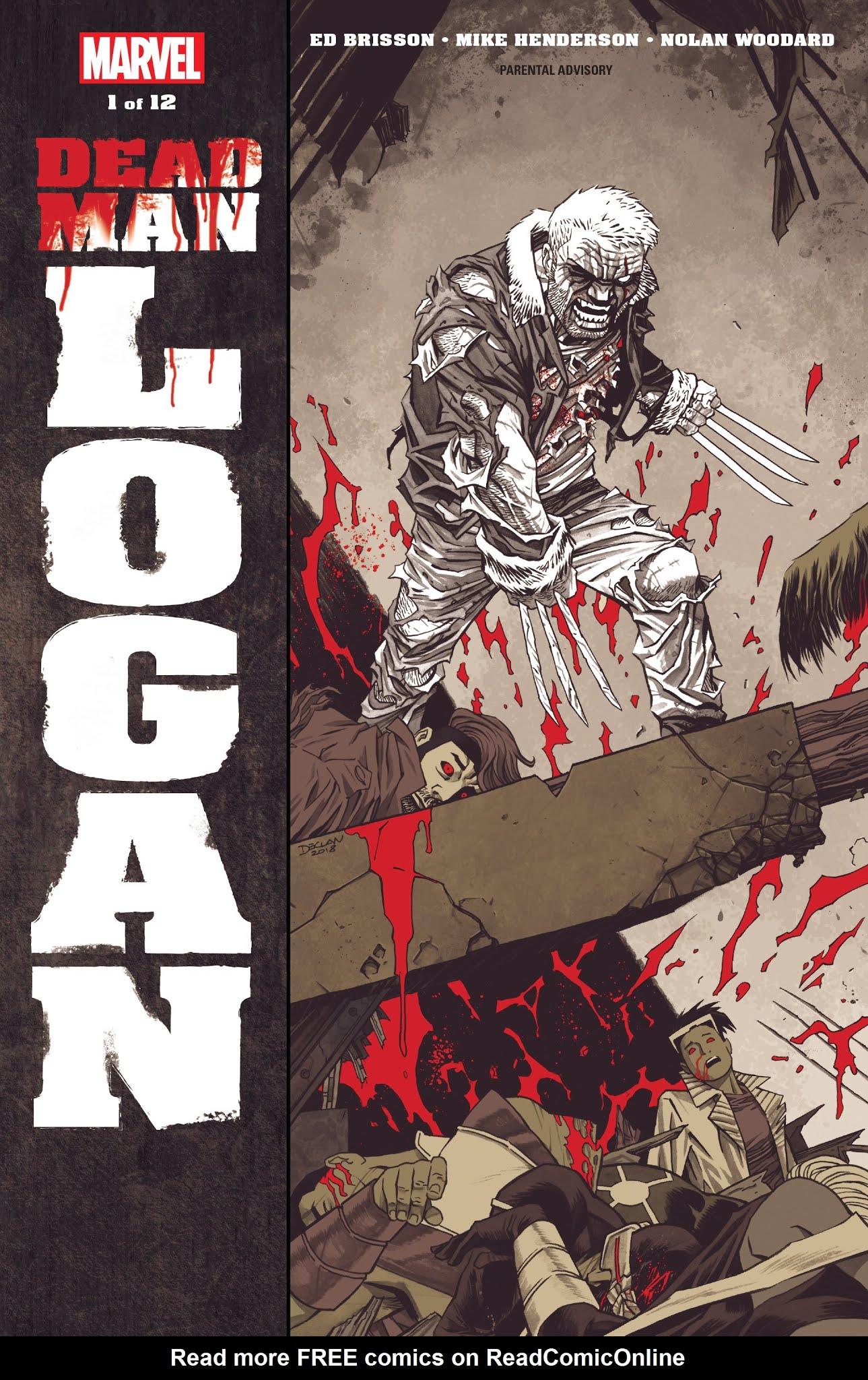 Dead Man Logan 1 Page 1