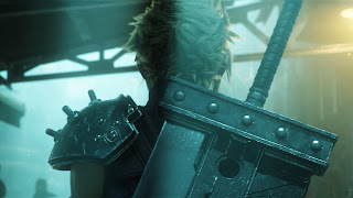 Final Fantasy VII Remake PS3 Wallpaper