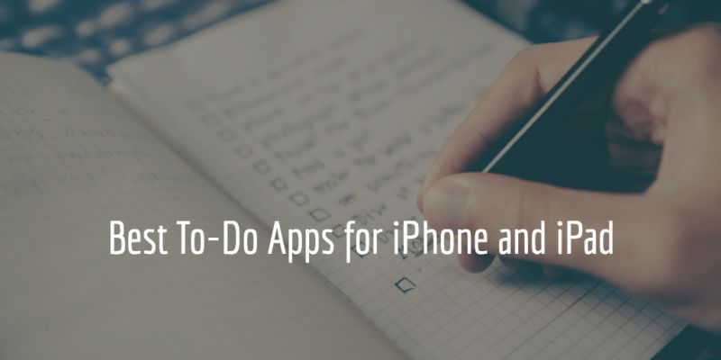 Best To Do Apps for iPhone & iPad