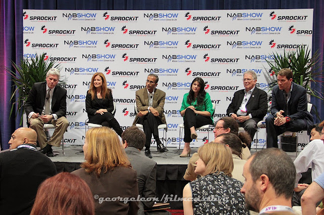 NAB  Show Conference   ©george leon still & motion