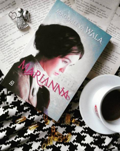 Śladami przeszłości...czyli ''Marianna'' Magdalena Wala [Recenzja]