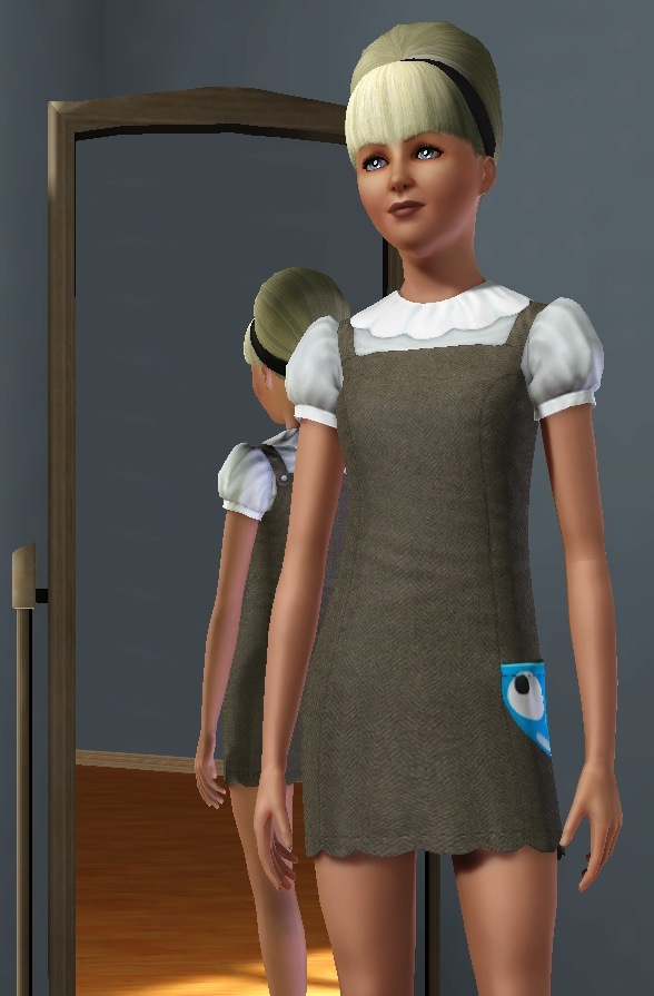 The Iron Seagull's Sims Showcase: The Sims 3 Store: Mid