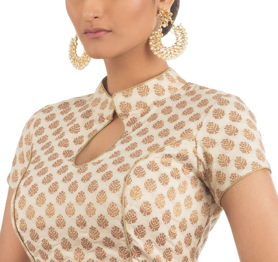41 Latest Neck Designs For Kurtis With Collar Stylish Collar Neck Patterns Bling Sparkle