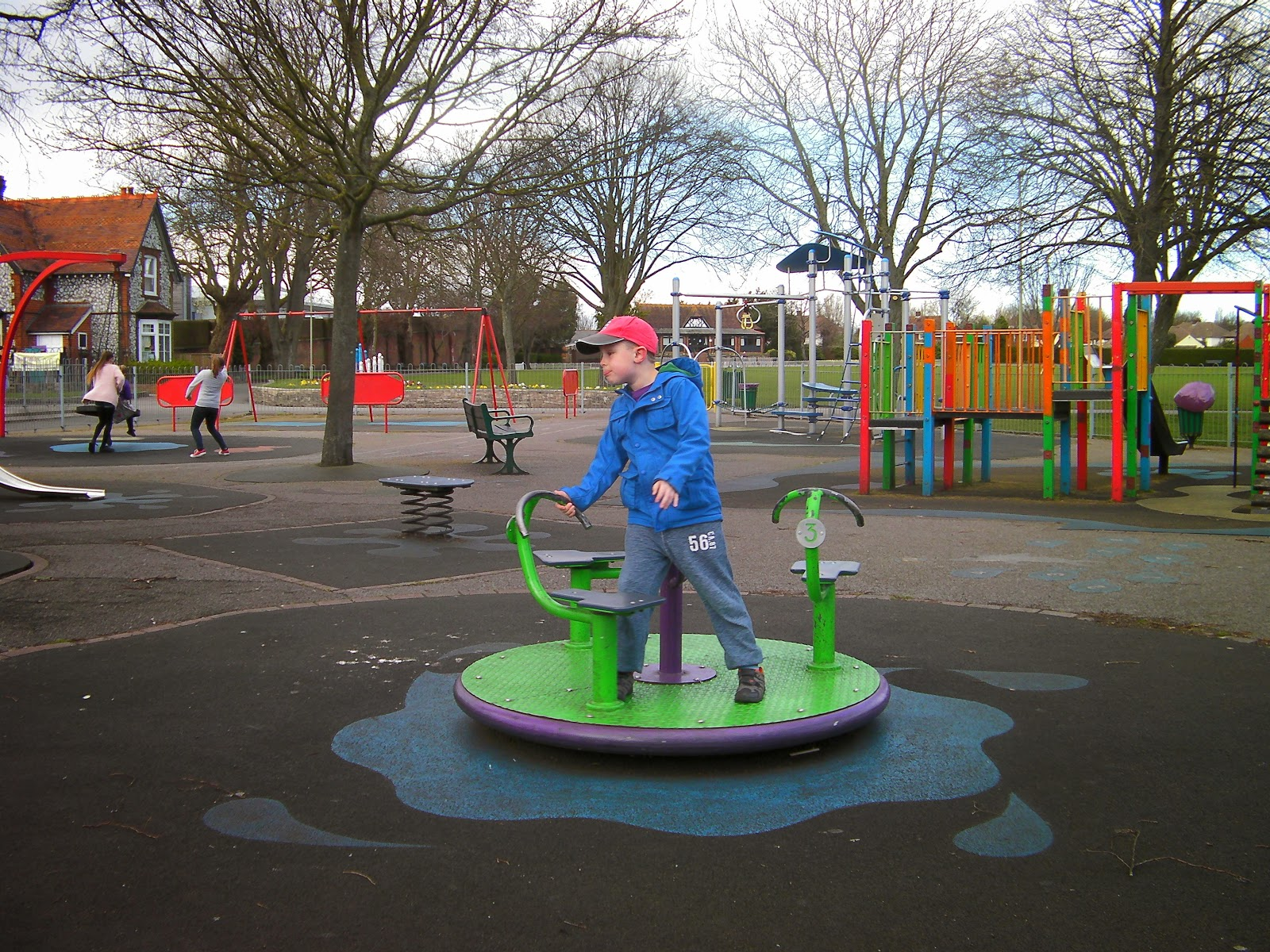 havant town centre play park hampshire