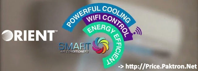 Orient Smart AC with Wi-Fi