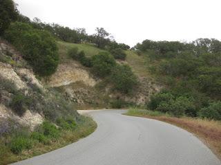 Peachy Canyon Road near Paso Robles, California
