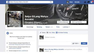 Membuat Video Profil FB di Android Bergerak