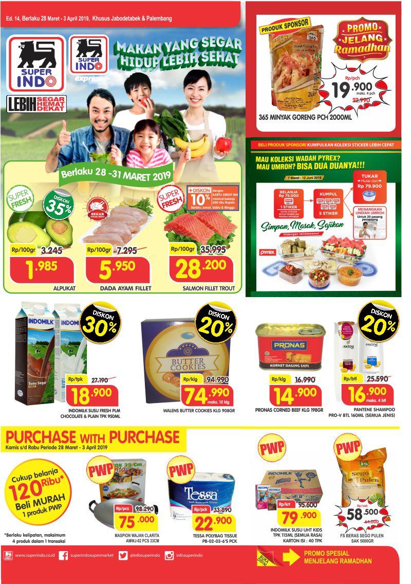 #Superindo - #Promo #Katalog Periode 28 - 03 April 2019