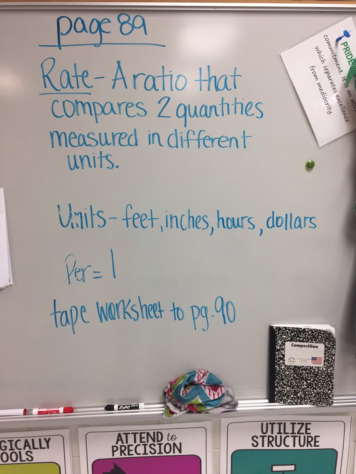 Mrs White S 6th Grade Math Blog