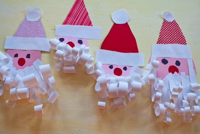 Easy christmas craft for kids creative art and craft ideas for Holiday project