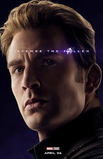 Captain America - Avengers Endgame