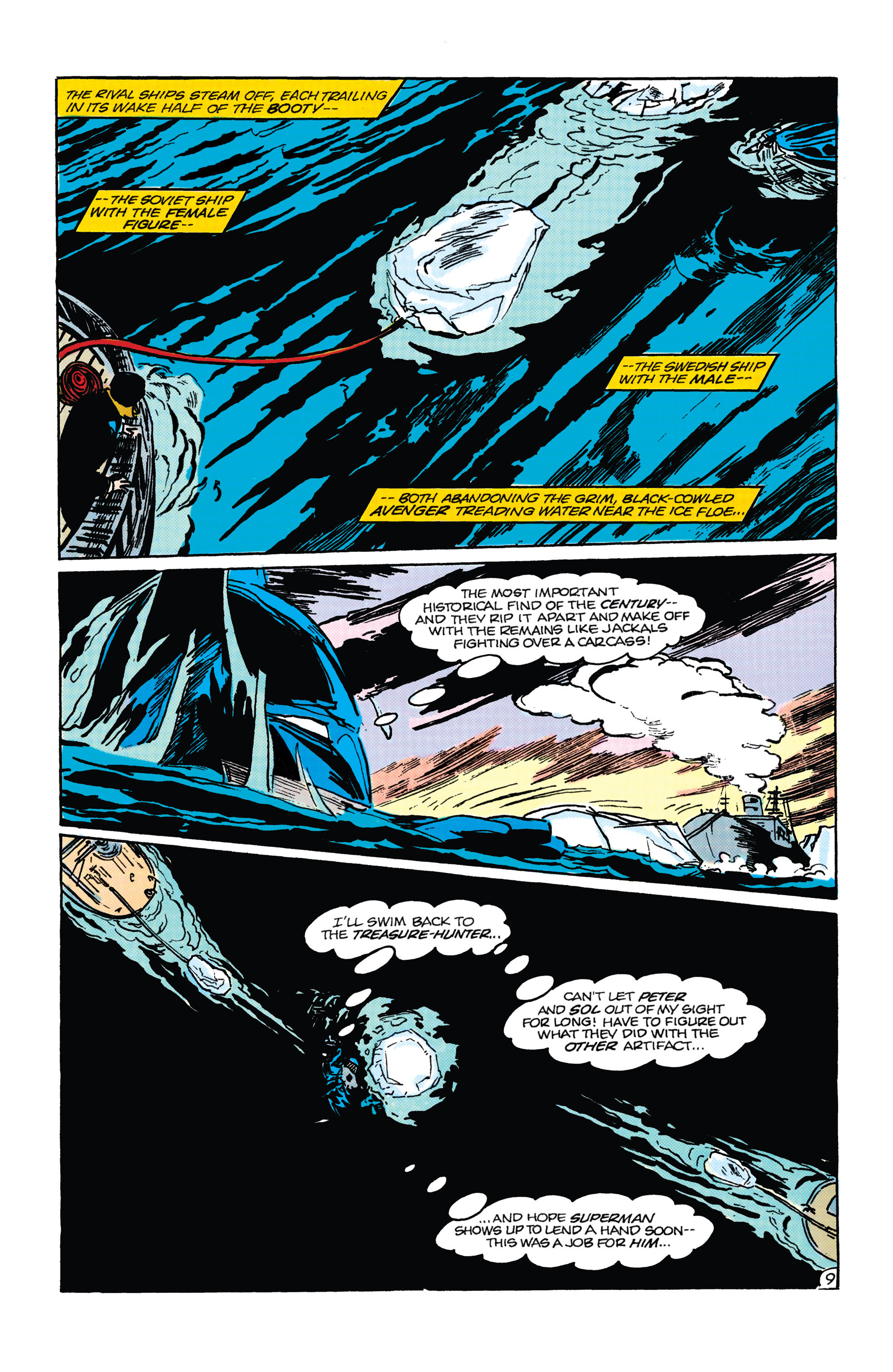 Read online World's Finest Comics comic -  Issue #305 - 10
