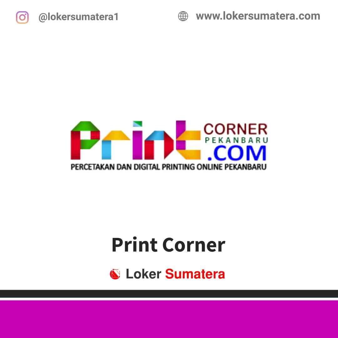 Print Corner Pekanbaru