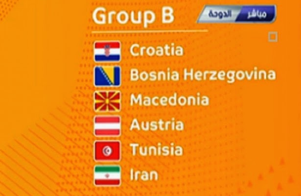 Handball WM2015 - Makedonien in Gruppe B