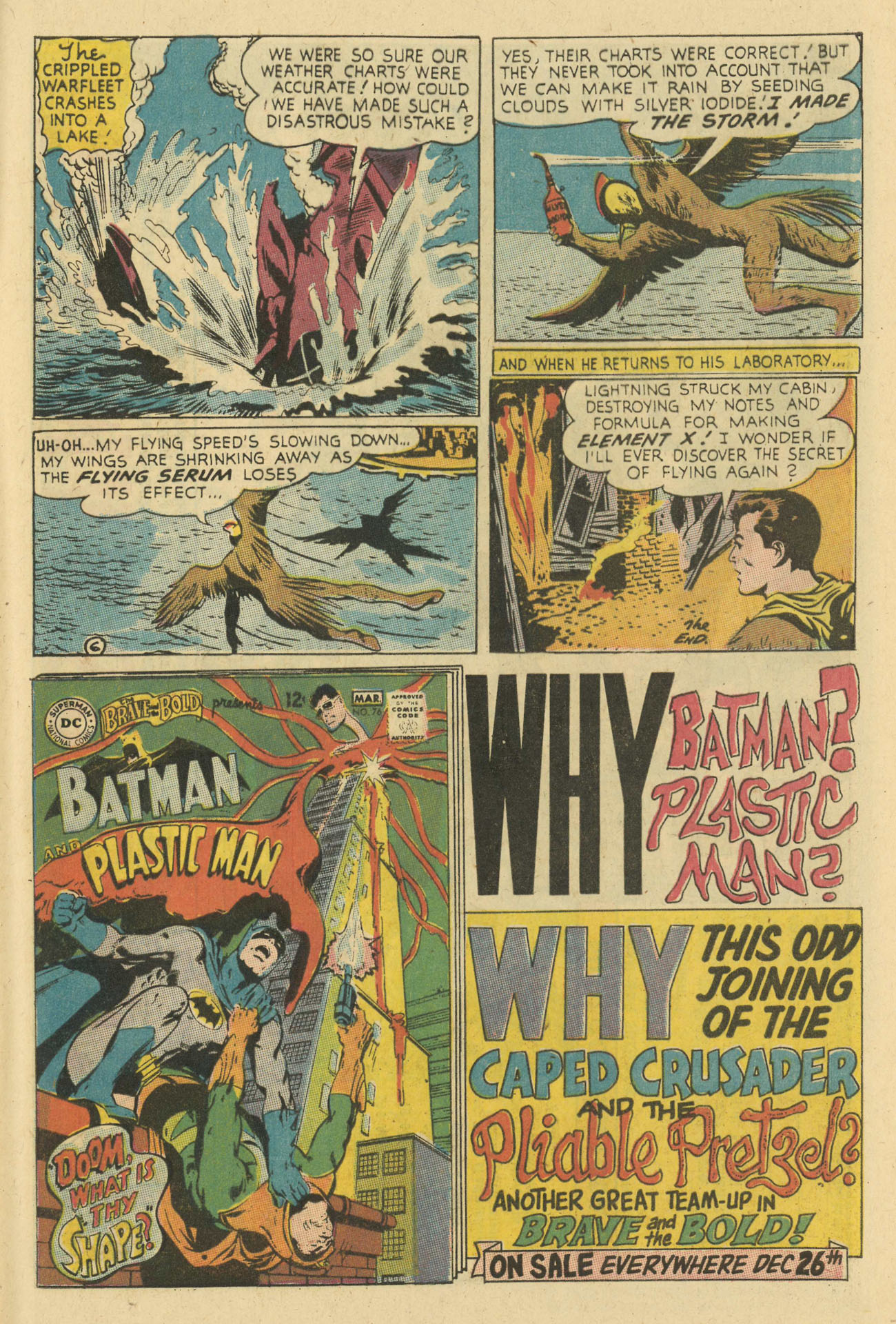Hawkman (1964) issue 24 - Page 33