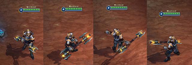 Surrender at 20: 1/24 PBE Update: Steel Legion Lux Enabled ...