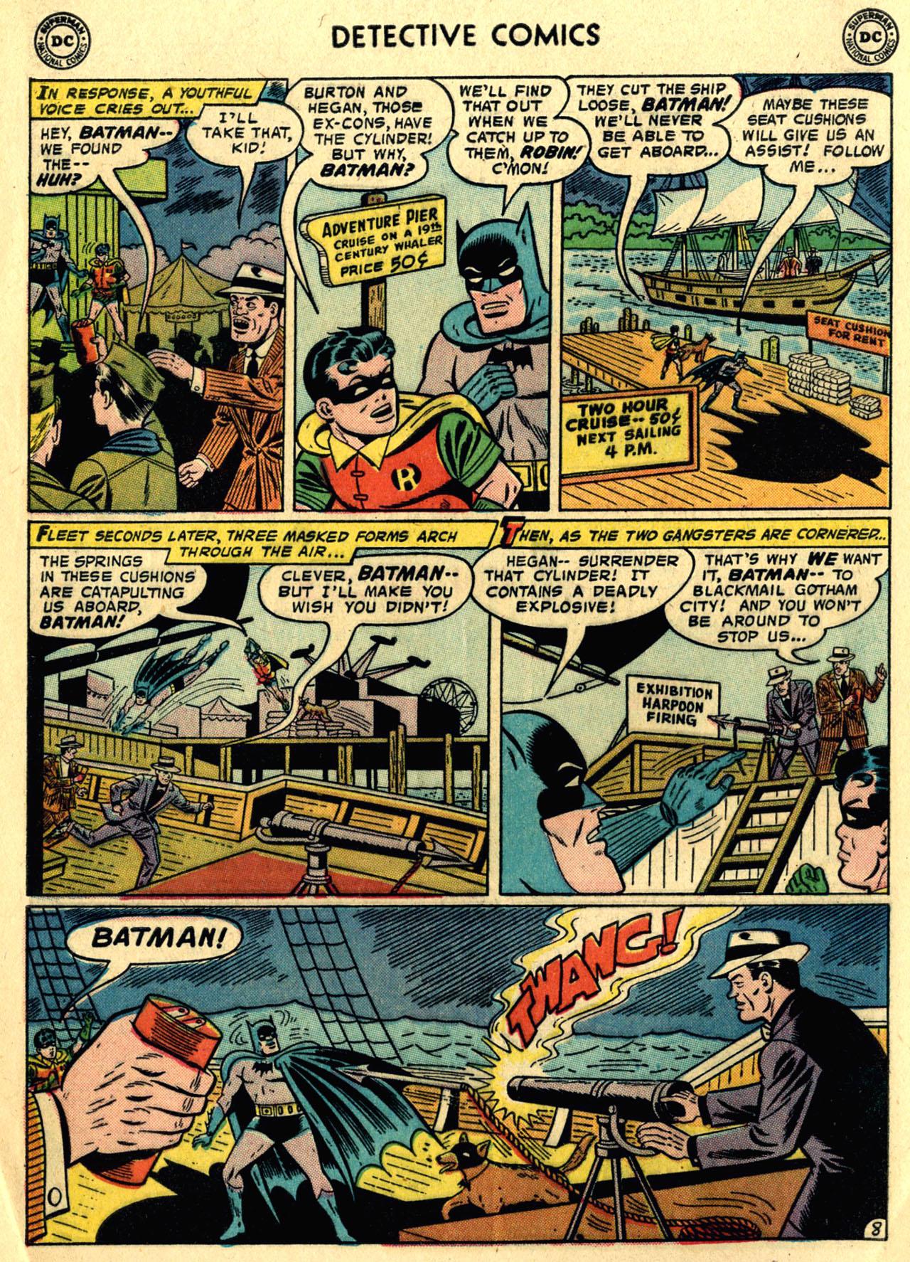 Detective Comics (1937) 254 Page 9