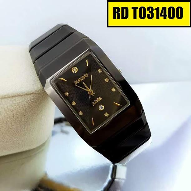 Đồng hồ nam mặt vuông Rado T031400